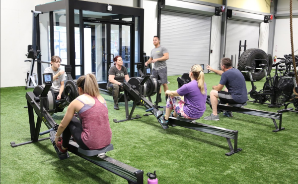 Group Fitness Boot Camp and Personal Training
